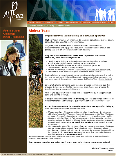 Du coaching et du team building orienté grande distribution